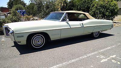 Pontiac bonneville 1968 cars for sale for Motor city barn finds