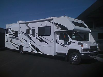class C Toy Hauler/ 2007 Four Winds Fun Mover