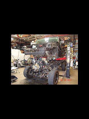 Hummer : H2 Hummer h2 6.6 Carmax diesel LBZ