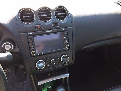Nissan : Altima SR Coupe 2-Door 2012 nissan altima sr coupe 2 door 3.5 l