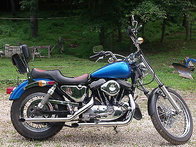 1988 1200 Sportster Motorcycles For Sale border=