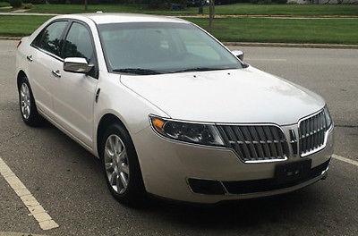 Lincoln : MKZ/Zephyr Base Sedan 4-Door 2012 lincoln mkz base sedan 4 door 3.5 l
