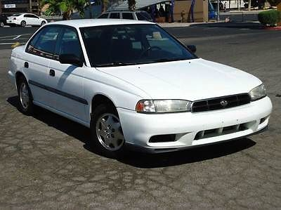Subaru : Legacy L AWD 4dr Sedan 98 subaru legacy sedan awd automatic ice cold a c runs drives great must see