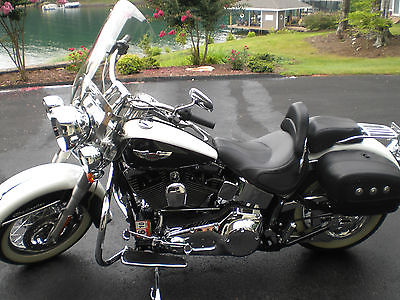 Harley-Davidson : Softail 2005 harley davidson deluxe fi with 7100 miles