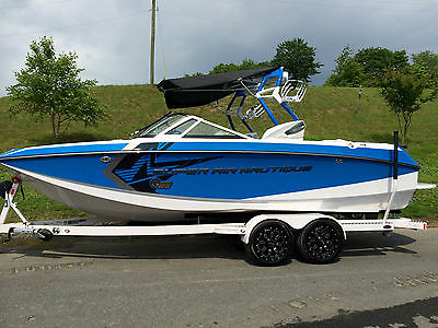 2014 Correct Craft Super Air Nautique G23 Wakeboard Wakesurf Wake Boat