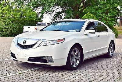 Acura : TL Tech Auto LOADED WHITE DIAMOND NAVI REAR CAMERA HEATED SEATS PREMIUM 10 SPKR AUDIO