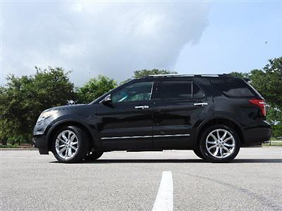 Ford : Explorer FWD 4dr Limited FWD 4dr Limited Ford Explorer Limited Low Miles SUV Automatic Gasoline 2.0L 4 Cy
