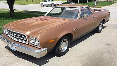 Ford : Ranchero 1973 ford ranchero 351 cleveland