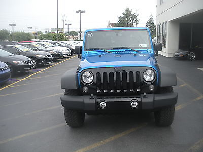 Jeep : Wrangler JEEP WRANGLER WILLIE EDITION