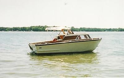 Luger 20' Islander Cabin Cruiser in Immaculate Condition!