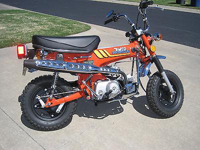 Honda Of Tulsa >> 1977 Honda Ct70 Motorcycles for sale