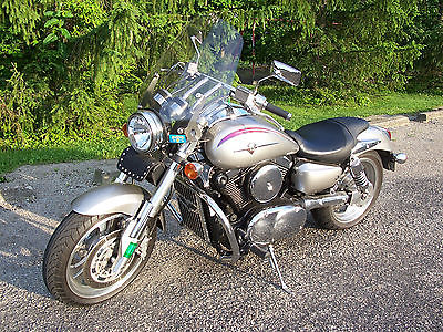 kawasaki mean streak 1500 motorcycles for sale. Black Bedroom Furniture Sets. Home Design Ideas