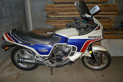 Honda : Other 1983 honda cx 650 turbo