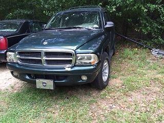 Dodge : Durango SLT Sport Utility 4-Door 2001 dodge durango slt