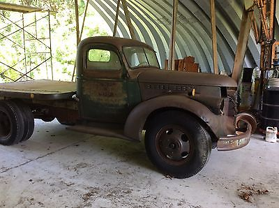 Chevrolet : Other Pickups Hot Rod, Rat Rod 42 chevy dually hot rod rat rod