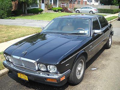 1989 jaguar vanden plas value