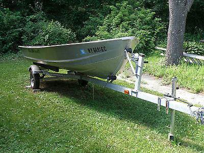 Briggs and stratton outboard 5 hp boats for sale for Briggs and stratton outboard motors for sale