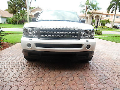 Land Rover : Range Rover Sport HSE Sport Utility 4-Door Land Rover Range Rover Sport HSE, 2nd owner,Florida Car,Lowest Price on Ebay