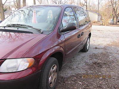 Dodge : Caravan none 2003 dodge caravan