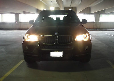 BMW : X5 xDrive30i Black BMW X5 XDrive3.0i AWD, 2009, 6-Speed Sport Utility Cold Pack. Hard to Find