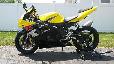 Suzuki : GSX-R 2004 suzuki gsxr 750