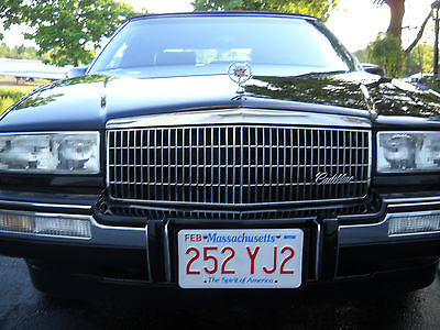 Cadillac : Seville Barn find 10k original. Just out of storage. On blocks for 25 years