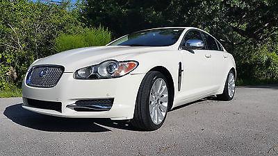 Jaguar : XF Premium Luxury Sedan 4-Door 2009 jaguar xf premium luxury sedan 4 door 4.2 l