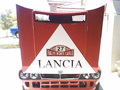 Lancia : Other Black Beta Zagato