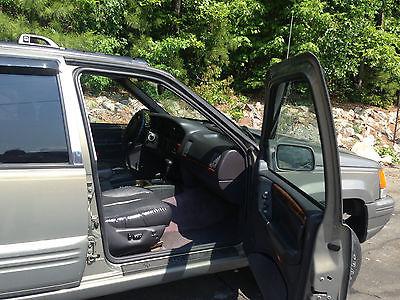 Jeep : Grand Cherokee Jeep Grand Cherokee