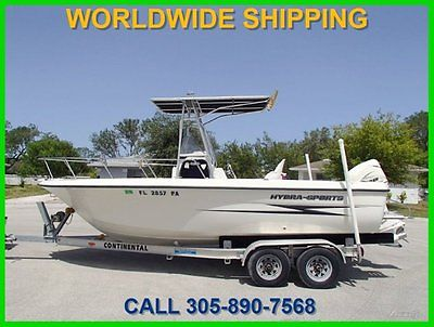 2000 HYDRO-SPORTS VECTOR SERIES 2000CC! 150HP FUEL INJECTION!