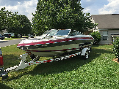 1990 Four Winns 180 Horizon with OMC Cobra Inboard Motor