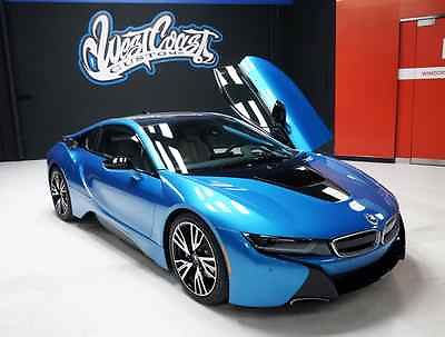 Bmw I8 cars for sale in California