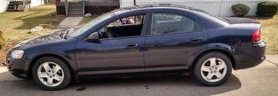 Dodge : Stratus SE Plus Sedan 4-Door 2002 dodge stratus se plus sedan 4 door 2.4 l
