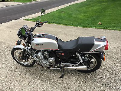 Honda : CBX 1979 honda cbx super sport