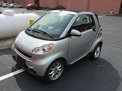Other Makes : Fortwo Passion Cabrio Convertible 2-Door 2008 smart fortwo passion cabrio convertible 2 door 1.0 l