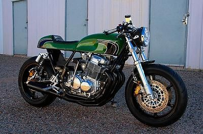 1978 honda cb750 cafe racer motorcycles for sale for Garage seat 78