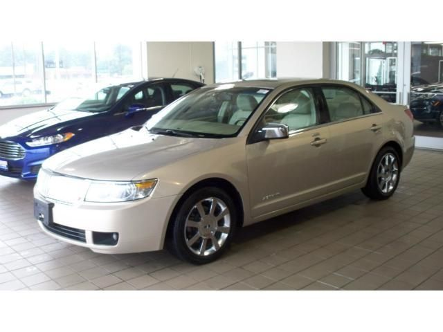Lincoln : MKZ/Zephyr 4dr Sdn 2006 lincoln zephyr 67841 miles one owner no accidents or damage on carfax
