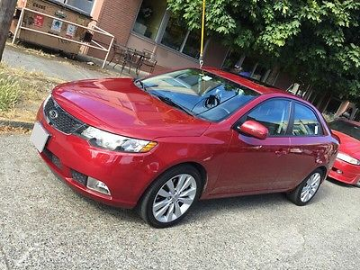 Kia : Forte SX 2011 kia forte sx sedan 2.4 l great condition extra features