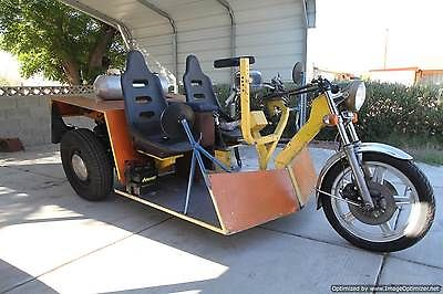 Custom Built Motorcycles : Other Custom Homemade Trike