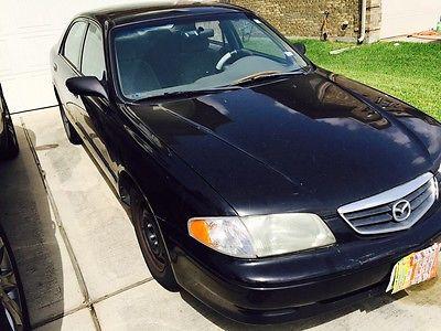 Mazda : 626 LX Sedan 4-Door 2001 mazda 626 lx sedan 4 door 2.5 l