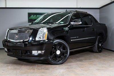 Cadillac : Escalade Platinum Sport Utility 4-Door Blacked out cadillac ext 2008