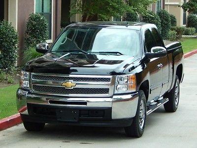 Chevrolet : Silverado 1500 FreeShipping Silverado 1500 4.8L Vortec Extended Cab Long Bed Leather! 74K Miles! CLEAN!