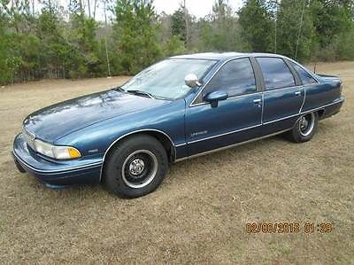 Chevrolet caprice cars for sale in louisiana chevrolet caprice 9c1 1994 chevrolet caprice publicscrutiny Images