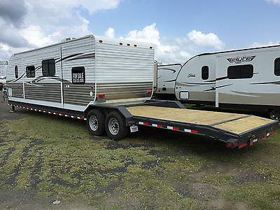 Toy Haulers For Sale Texas >> Gooseneck Toy Hauler RVs for sale