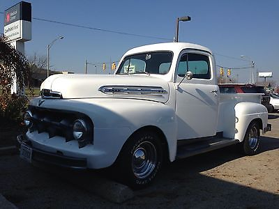 Ford : Other Pickups F-1 1951 ford f 1 p u sbed
