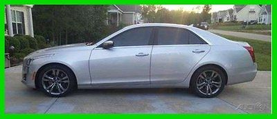 Cadillac : CTS 3.6L Twin Turbo Vsport 2014 cadillac cts v 3.6 l v 6 24 v twin turbo vsport automatic rwd sedan onstar