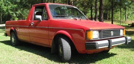 1982 Volkswagen Diesel Pickup