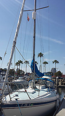 BEAUTIFUL TURNKEY SAILBOAT  GREAT CONDITION