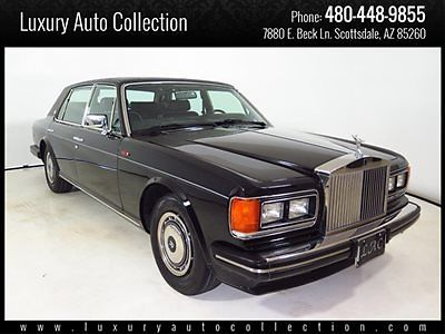 Rolls-Royce : Silver Spirit/Spur/Dawn 1991 rolls royce silver spur ii only 23 k miles wood tables piping spirit 1992 93