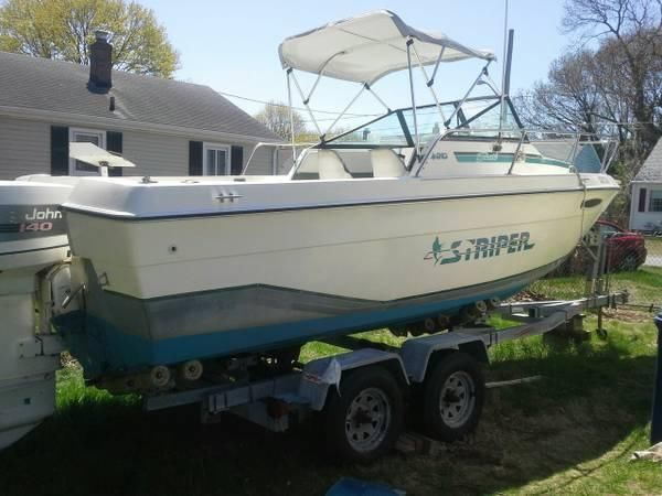 Seaswirl 21 Boats for sale